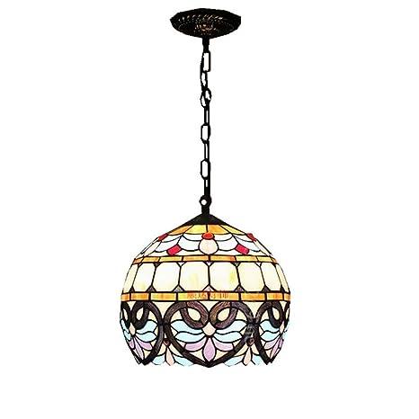 Tiffany dormitorio lámparas de techo barroco 16-Inch ...
