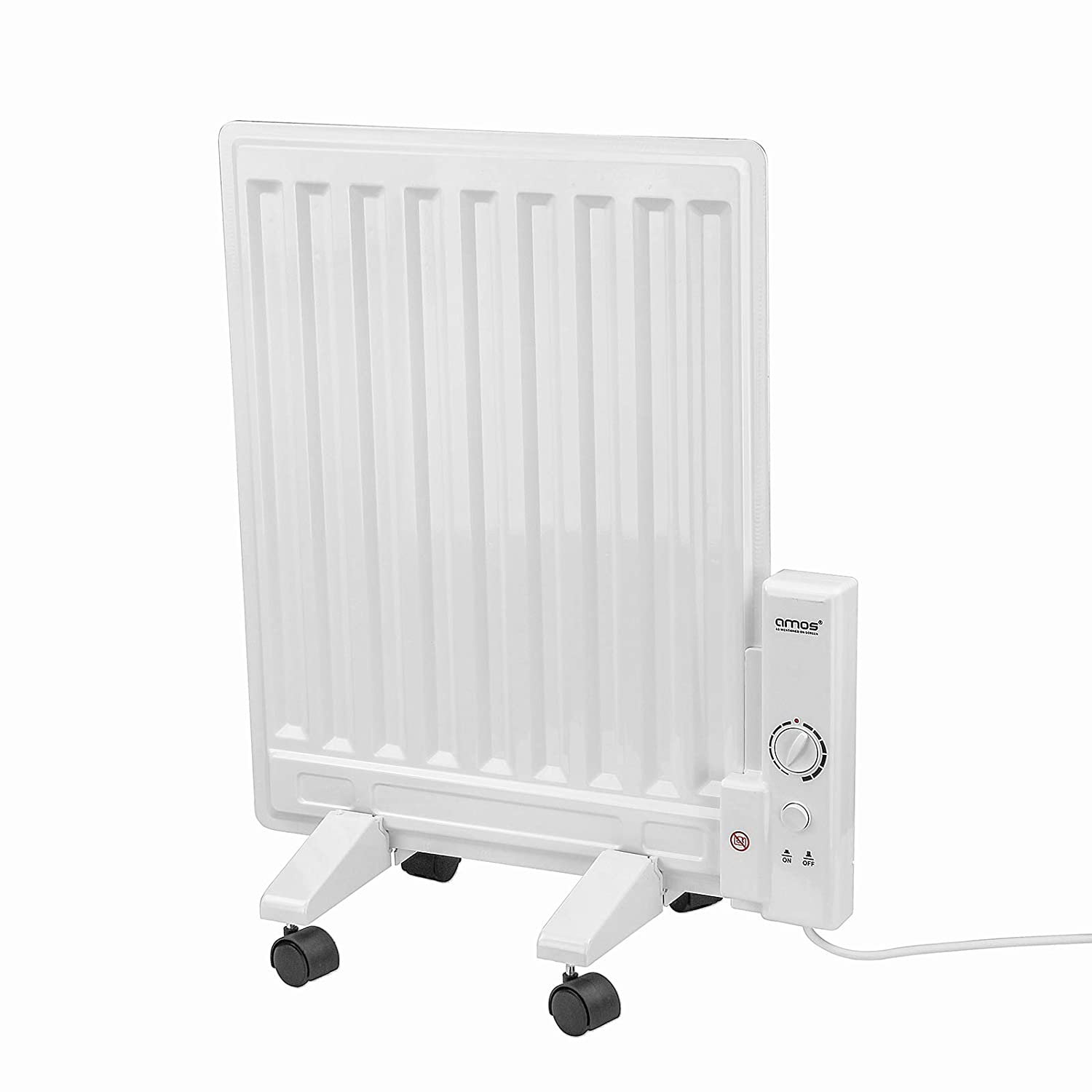 Quality Prem-I-Air 800 W 7 Fin Oil Filled Radiator Ideal for home,Office,Garage