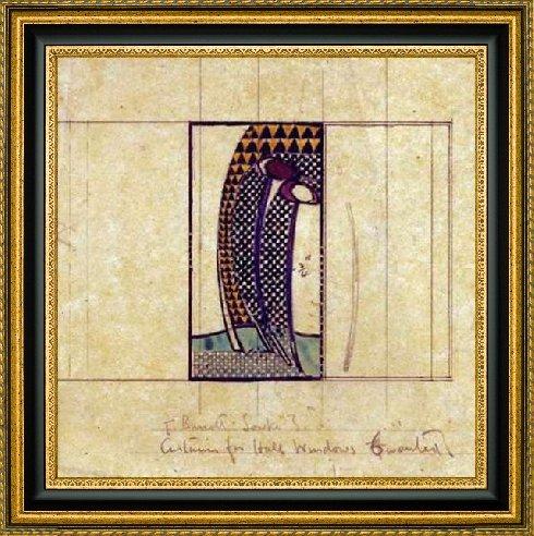 Rennie Mackintosh Window - 4
