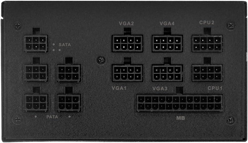 EVGA Power Pack Black Black G2