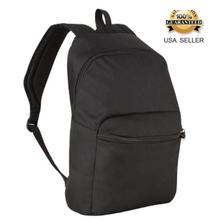 water repellent Fabulous Backpack 17 Liters black Abeona,X-Sports Decathlon
