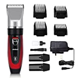 Elehot Hoford Hair Clippers Hair Trimmer Electric Haircut Kit Ceramic Blade Rechargeable Battery for Men Kids Adults