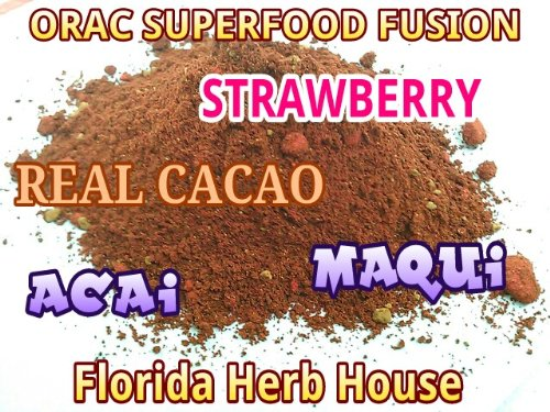 ORAC Antioxidant Superfood Fusion Drink Mix - 8 Oz (1/2 Lb)