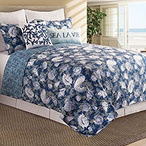 61iMgLzoUzL._SS300_ Coastal Bedding Sets & Beach Bedding Sets