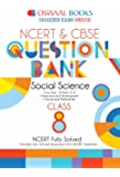 Oswaal NCERT & CBSE Question Banks Class 8 Social Science