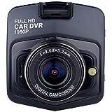 """Eaglerich GT300 2.7 """"170度の広角フル車DVRカメラレコーダーモーション検出ナイトビジョンGセンサー、HDMIダッシュライブチャット"""