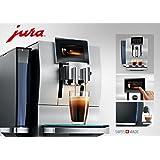 Jura 15063 Kaffeevollautomat, 2450 W, aluminium / schwarz