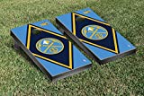 Denver Den Nuggets NBA Basketball Cornhole Game Set Diamond Version