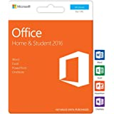 Мicrosoft Office Home and Student 2016, 1 user, PC Key Card