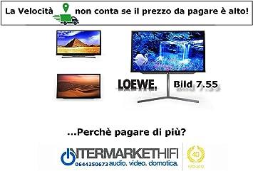 Televisor Loewe Bild 7.55, 55 con tecnología OLED UHD (3840 x 2160 ...