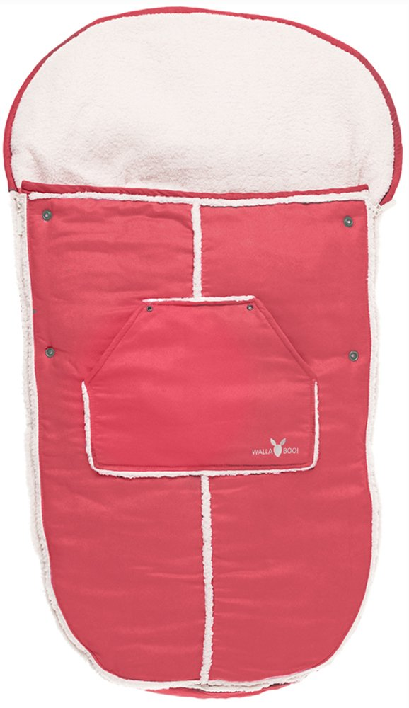 Wallaboo Nore Bunting Bags, Red