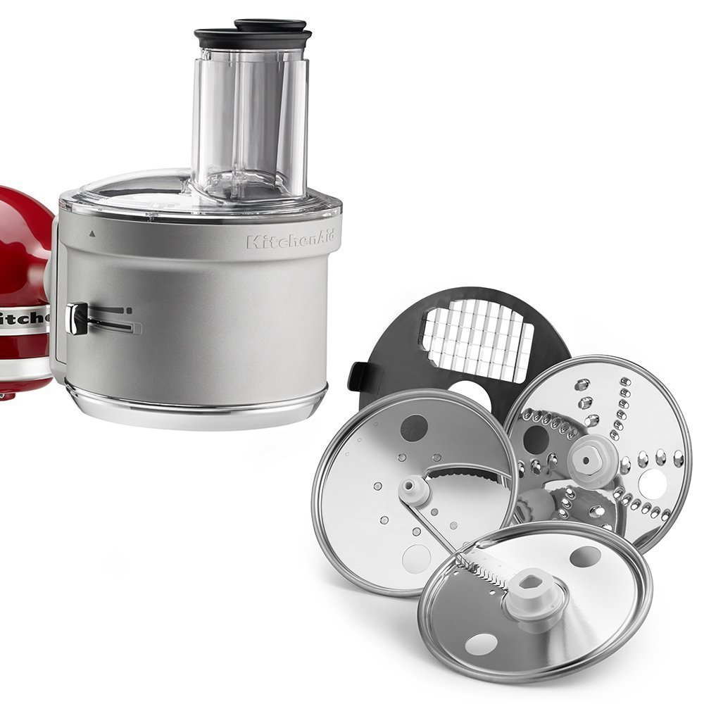 KitchenAid (Certified Refurbished) RKSM2FPA Food Processor Attachment with Dicing Kit