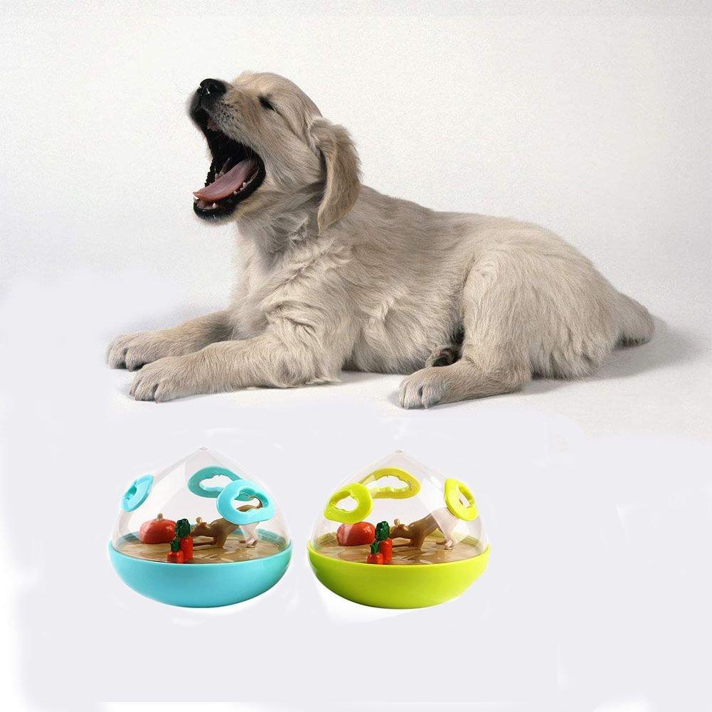 PanDaDa Pet Food Dispenser Toy Interesting Orchard Design Pet Dog Cat Tumbler Snacks Feeder by PanDaDa (Image #2)