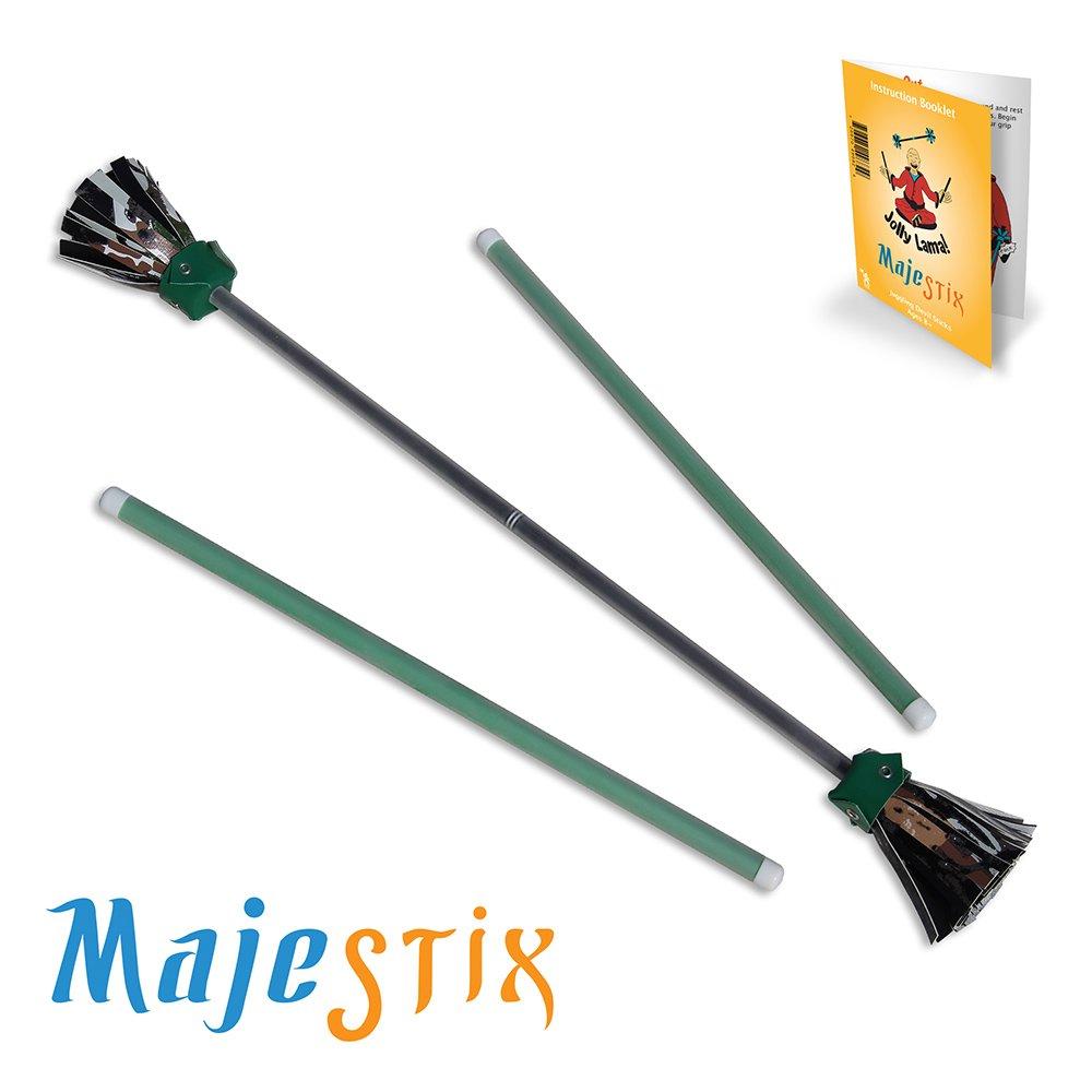 Black Majestix Juggling Sticks Devil Sticks
