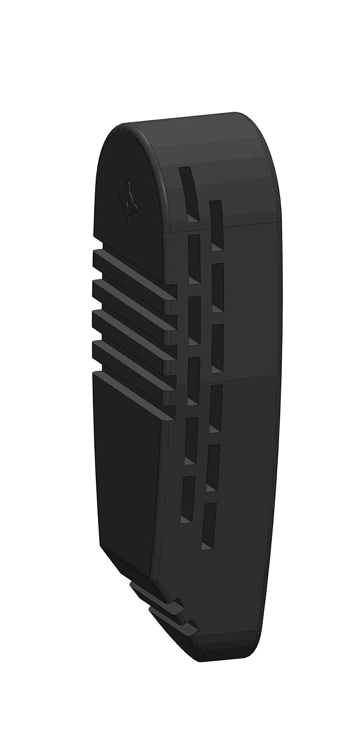 Missouri Tactical Products LLC A-Recoil Pad for 6-Position Adjustable Stocks by Missouri Tactical Products LLC