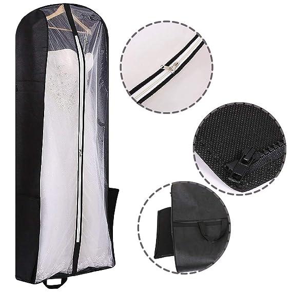 Amazon.com: Bolsa para prendas de vestir.: Kimiandy