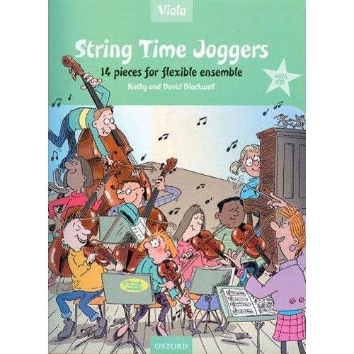 Viola Time Joggers - 5