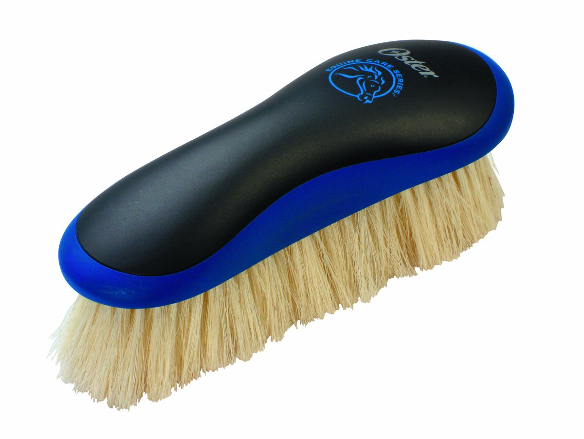 OSTER CORPORATION 78399-110 OSTER SOFT GROOMING BRUSH BLUE