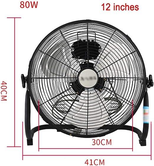 Ccf Ventiladores de Pedestal Ventilador eléctrico - Cabeza móvil ...