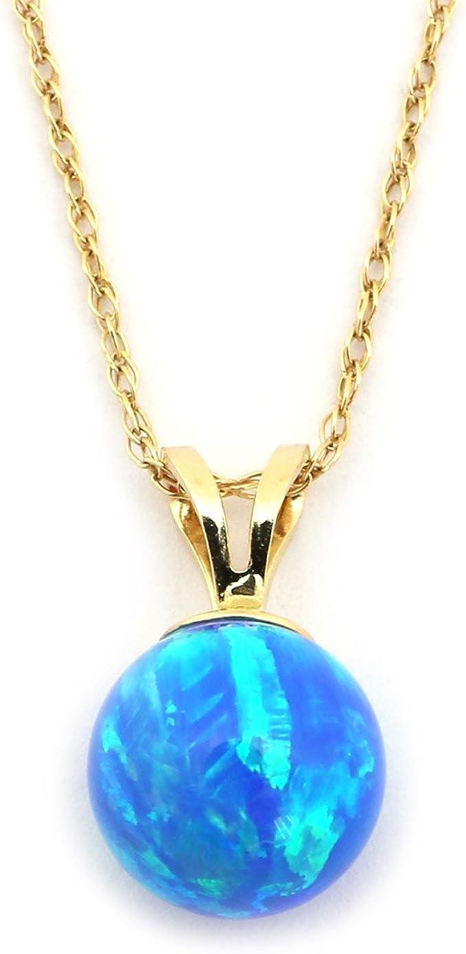 Beauniq 14k Yellow Gold Diamond Cut Crown Pendant