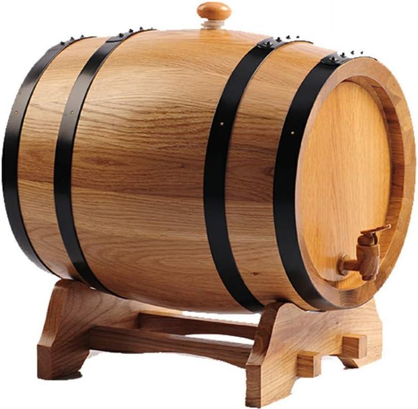 XWDQ 10L / 20L Barril de Madera Fabricación de la Cerveza de ...