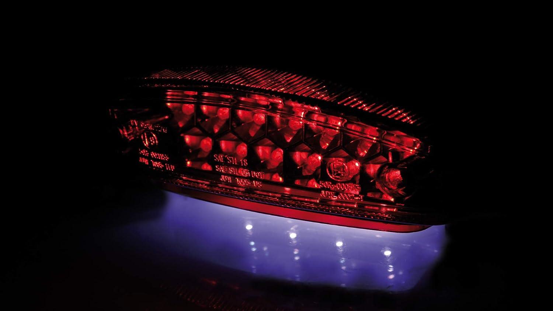 Shin Yo Led Rücklicht Monster Rotes Glas E Gepr Auto