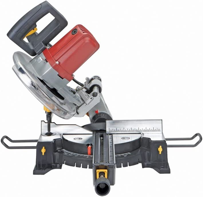 10 Inch Sliding Compound Miter Saw by Chicago Electric
