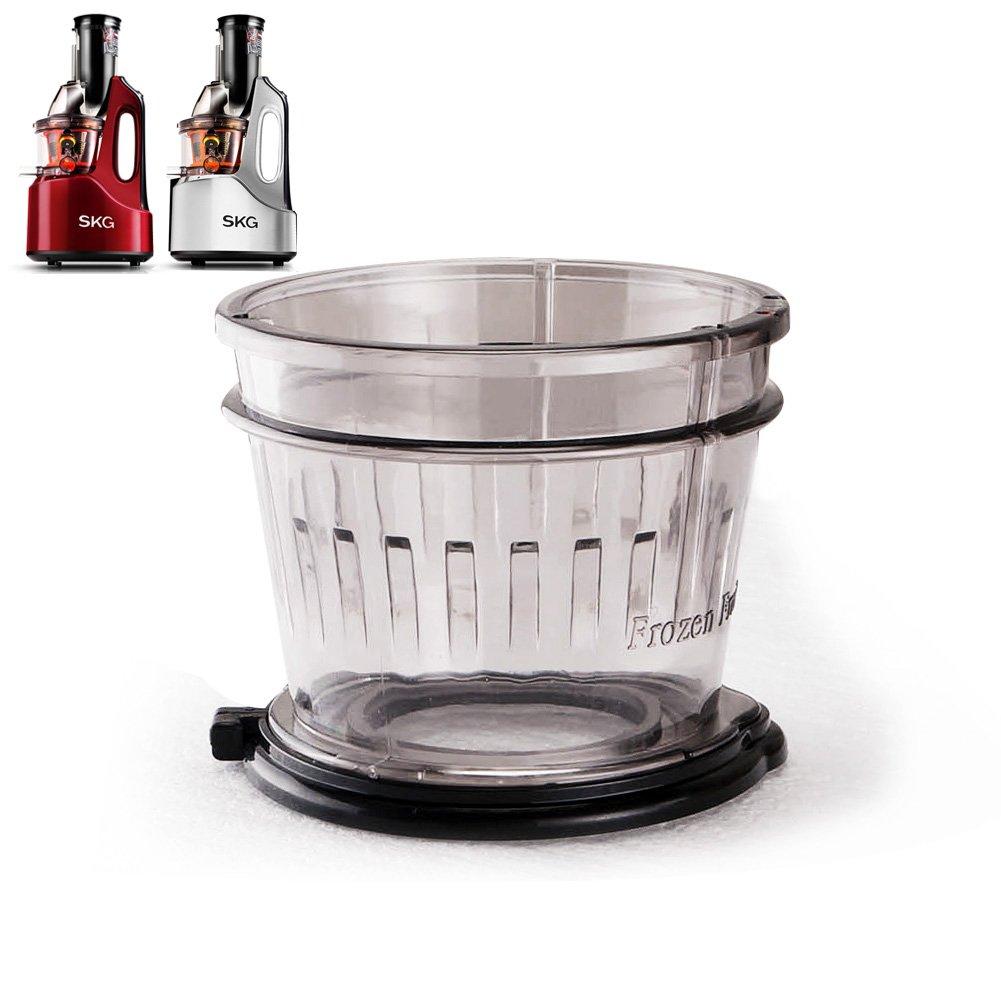 SKG Smoothie Strainer for Wide Chute Slow Masticating Juicer 2088 (SKG Masticating Juicer, SKG Vertical Masticating Cold Press Slow Juicer)