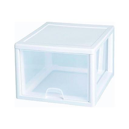 Sterilite Corp 23108004 Sterilite Stackable Storage Drawer
