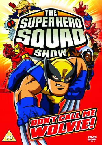 The Super Hero Squad Show - Dont Call Me Wolvie! (Import Movie) (European Format - Zone 2)