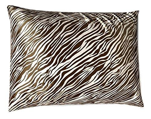 Zebra Satin Fabric - 1