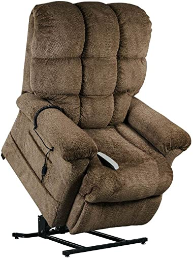 Windermere Burton NM1650 Power Lift Chair Recliner Infinite Position