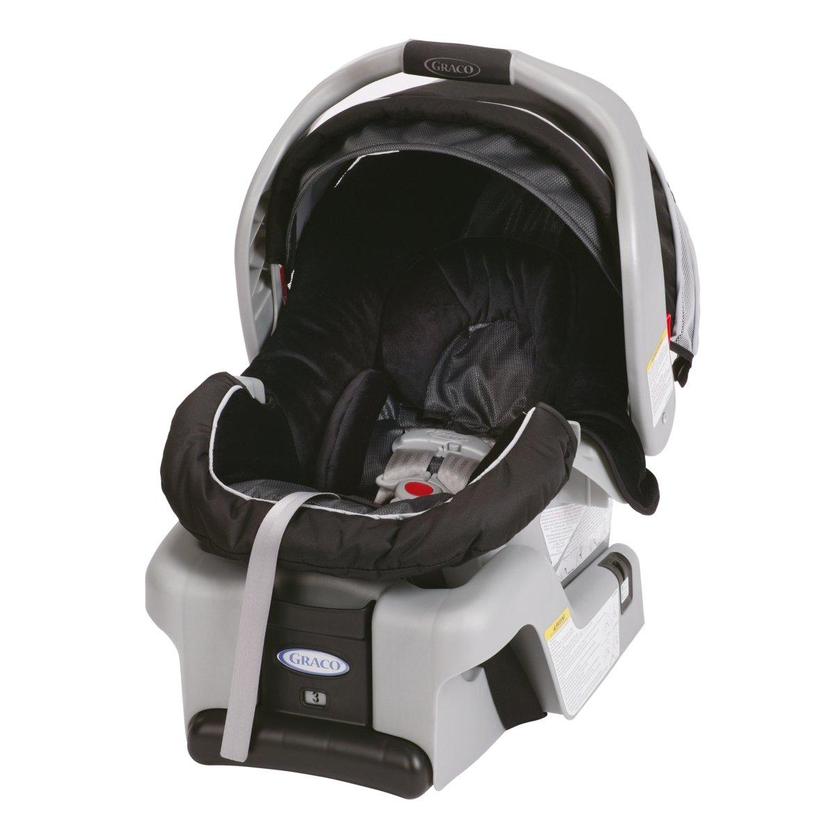 Amazon.com  Graco SnugRide 30 Classic Connect Infant Car Seat Metropolis  Baby  sc 1 st  Amazon.com & Amazon.com : Graco SnugRide 30 Classic Connect Infant Car Seat ...