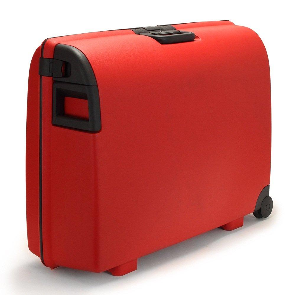 Carlton Valise, rouge (Rouge) - 42J42: Amazon.fr: Bagages - Valise Rouge