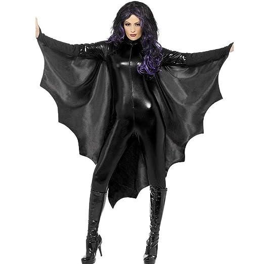 HZH Disfraz de Halloween, alas de murciélago Vampiro, Que ...