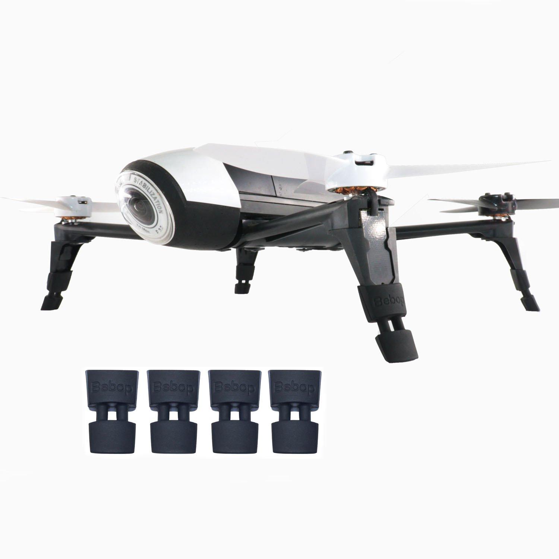 RC GearPro Upgrade Heighten Landing Gear Shock Absorb Feet Protector Pack for BEBOP 2 /BEBOP 2 FPV/BEBOP 2 POWER FPV/BEBOP 2 Adventurer Drone