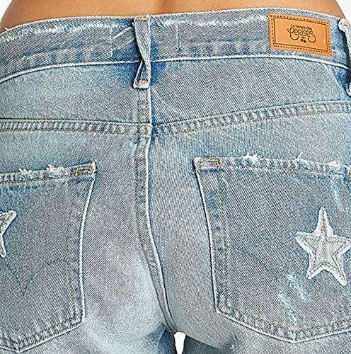Cerises Le Bastille Pantaloni Des Blu Donna Temps Shorts EqwSrfEx