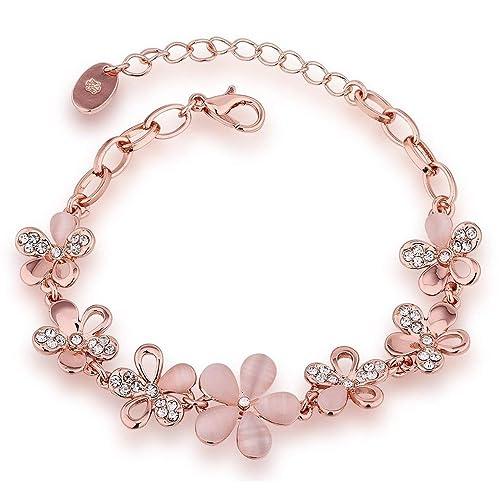 Buy Shining Diva Fashion Fashion Jewellery For Girls Black Gold Cmb271 8306b At Amazon In