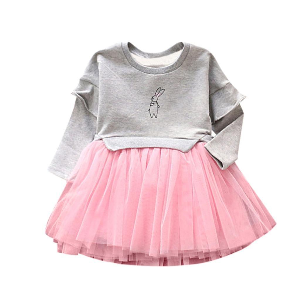 Babykleidung Kinderkleidung Mädchen Kleider Longra Kinder Baby ...