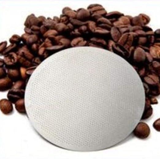 COKFEB Filtro de café para cafetera, Filtro de café, Parte, Acero Inoxidable, Lavables, recambios Reutilizables ...