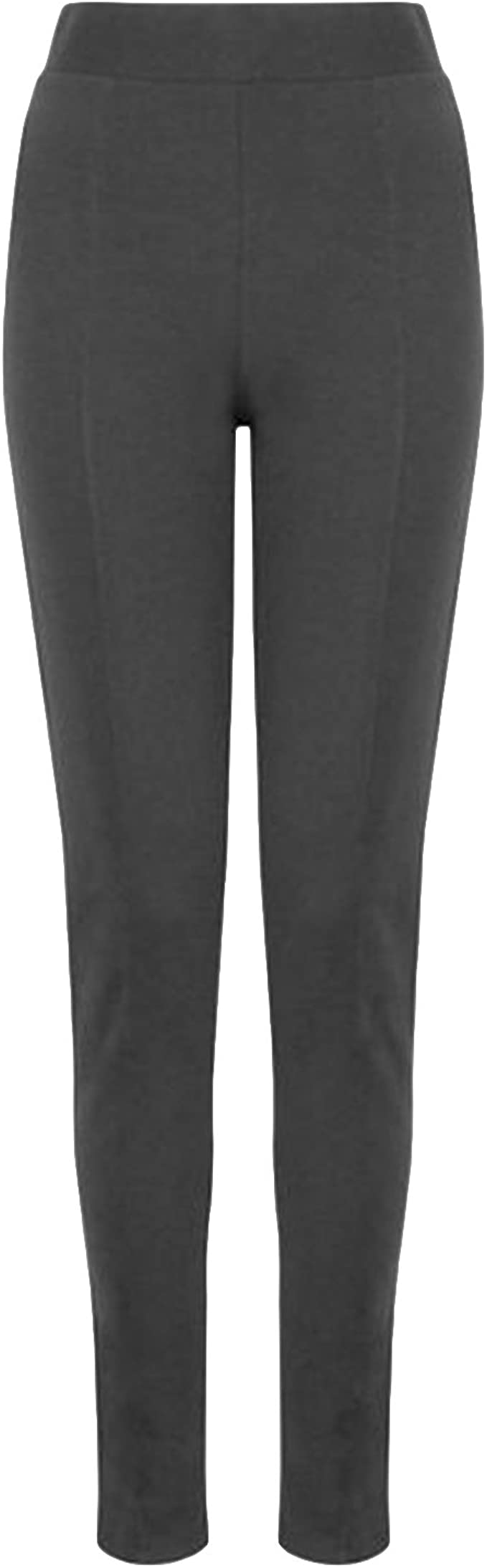 EX M/&S STRAIGHT LEG BLACK TREGGINGS PLUS SIZE 22 M  FREE P/&P