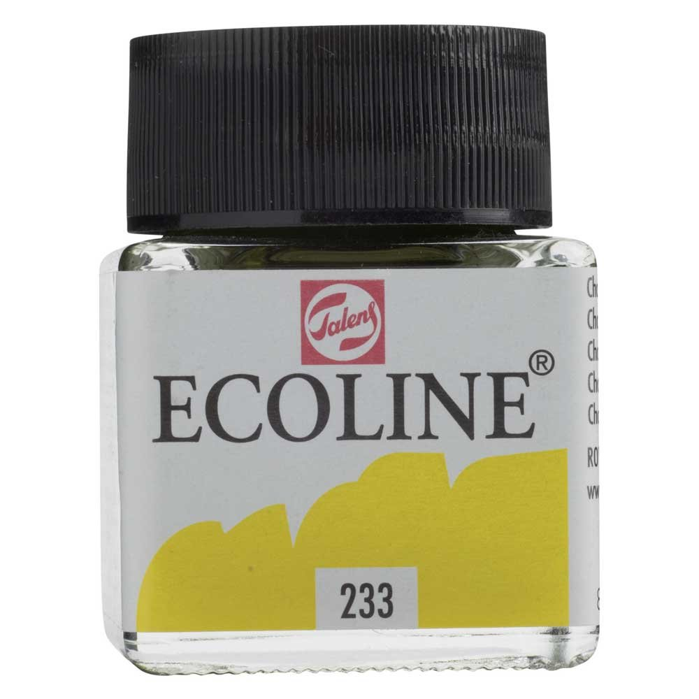 Ecoline Royal Talens Ecoline 液体水彩絵の具 30 Ml グリーン 11252330 B008D1KW10 30 Ml|ライトグリーン(chartreuse) ライトグリーン(chartreuse) 30 Ml