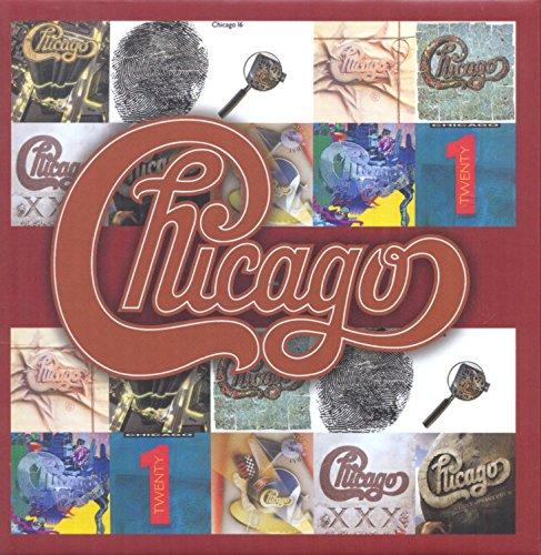 The Studio Albums 1979-2008 (Vol. 2)(10CD) (Set Box Chicago)