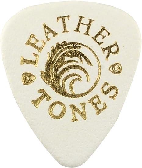 Tonos de piel LEA-WHLE-1 púa para guitarra: Amazon.es ...