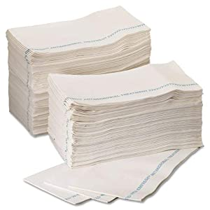 Kimberly-Clark 06280 White WYPALL X80 Foodservice Towels, WH/PRT, 12