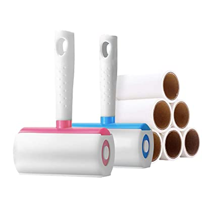 Evercare Extra Sticky Roller Refill 6 Pack - 360 Sheets