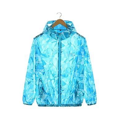 cb7caf23d85b42 Wasserdichte Herrenjacke Winddichte Outdoor-Regenjacke Schnell Trocknend Atmungsaktive  Jacke: Amazon.de: Bekleidung