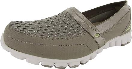 Skechers Women's, EZ Flex-Two Step Slip-on Sneaker