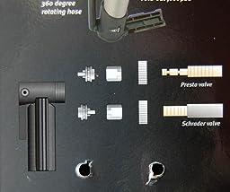 mountain morph pump instructions