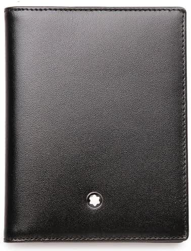 Mont Blanc Meisterstuck Multi Credit Card Holde / Wallet